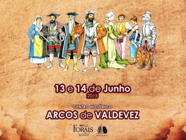 Reconstituição histórica dos 500 Anos do Foral de Valdevez